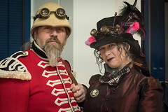 Just A Couple Of Steam Punks