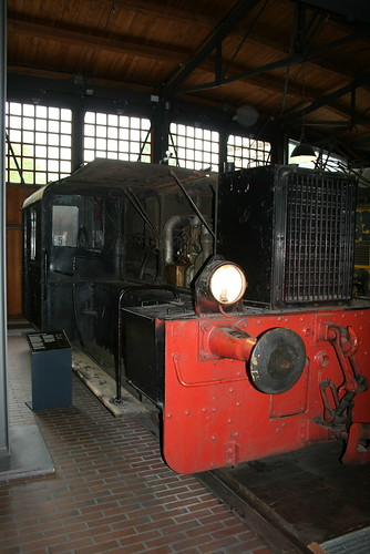"Deutsches Technikmuseum Railway • <a style=""font-size:0.8em;"" href=""http://www.flickr.com/photos/160223425@N04/38068843215/"" target=""_blank"">View on Flickr</a>"