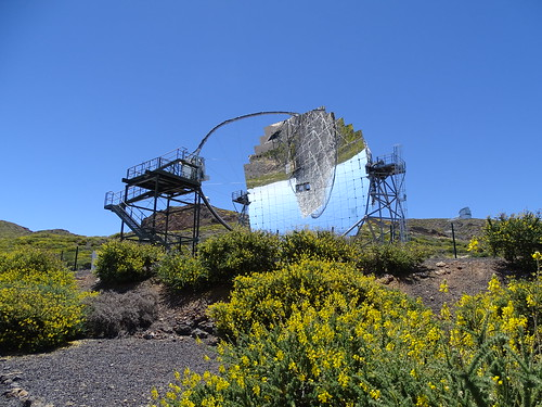 """La Palma Telescop • <a style=""""font-size:0.8em;"""" href=""""http://www.flickr.com/photos/160223425@N04/27079114419/"""" target=""""_blank"""">View on Flickr</a>"""