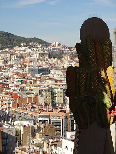 "Sagrada Família Gaudi Barcelona • <a style=""font-size:0.8em;"" href=""http://www.flickr.com/photos/160223425@N04/24935912848/"" target=""_blank"">View on Flickr</a>"