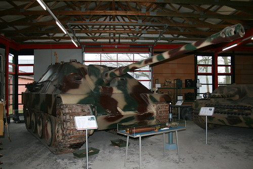 """Tank Museum Munster • <a style=""""font-size:0.8em;"""" href=""""http://www.flickr.com/photos/160223425@N04/27102707619/"""" target=""""_blank"""">View on Flickr</a>"""