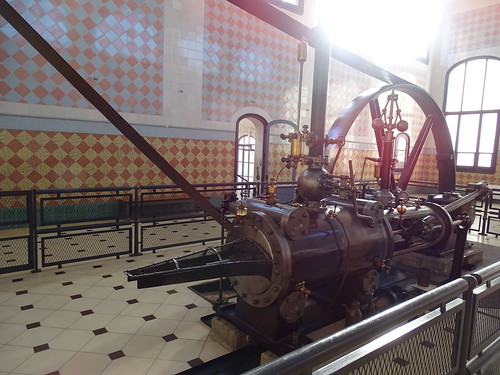"""main steam engine terrassa technology museum • <a style=""""font-size:0.8em;"""" href=""""http://www.flickr.com/photos/160223425@N04/27029958549/"""" target=""""_blank"""">View on Flickr</a>"""