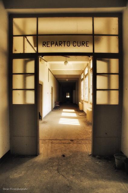 Reparto cure