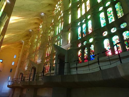"Sagrada Família Gaudi Barcelona • <a style=""font-size:0.8em;"" href=""http://www.flickr.com/photos/160223425@N04/38092506754/"" target=""_blank"">View on Flickr</a>"