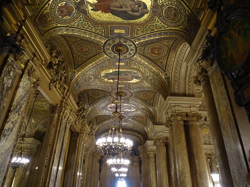"Opéra Garnier Paris • <a style=""font-size:0.8em;"" href=""http://www.flickr.com/photos/160223425@N04/38857337971/"" target=""_blank"">View on Flickr</a>"