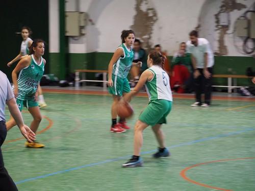 J9-Sen Fem CB Jorge Juan vs CB Elda (2-12-17)