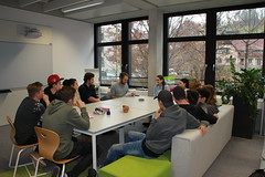Poetry Slam Workshop an der HAK Feldkirch