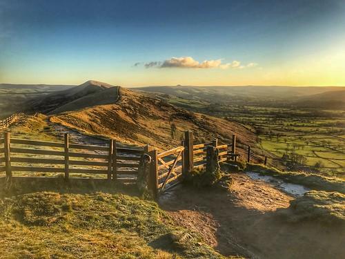 The Great Ridge.
