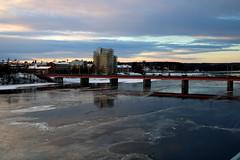 The Teg bridge