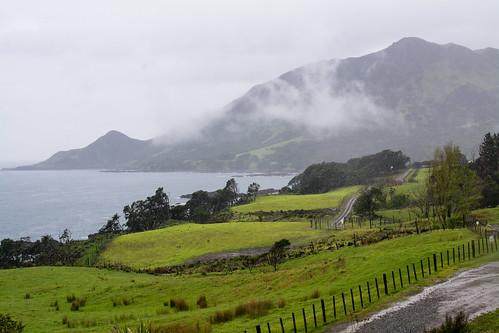 Nouvelle Zélande-East Cape