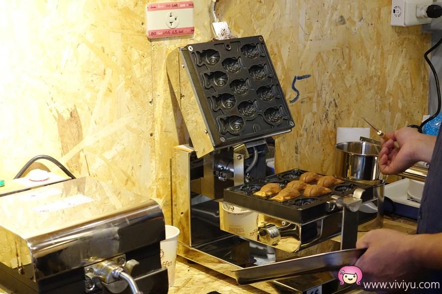 廳下咖啡,桃園美食,菱潭街興創基地,鹹魚雞蛋糕,龍潭旅遊,龍潭美食 @VIVIYU小世界