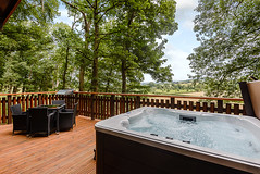 The Beeches Hot Tub