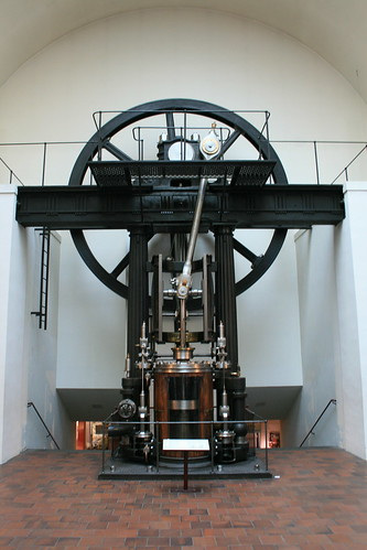 "Deutsches Museum München Steam Engine • <a style=""font-size:0.8em;"" href=""http://www.flickr.com/photos/160223425@N04/38874724822/"" target=""_blank"">View on Flickr</a>"