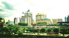 Bridge To Pasar Seni - http://4sq.com/cORloR #travel #holiday #building #Asia #Malaysia #KualaLumpur #旅行 #度假 #建筑物 #亚洲 #马来西亚 #吉隆坡 #city #街上 #travelMalaysia #holidayMalaysia #马来西亚度假 #马来西亚旅行