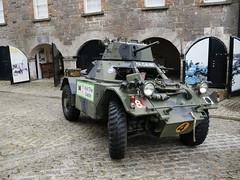 Ferret Scout Car, Inniskillings Museum