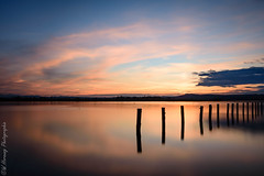 Aidenried Ammersee Sunset