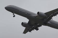 NZ7572, RNZAF, Boeing 757-2K2, Napier, Hawkes Bay, NZ - 19/11/17