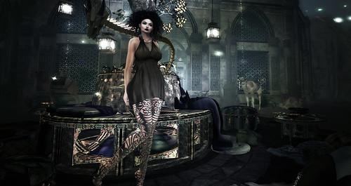 secondlife sl blog blogger new release gacha guardians... (Photo: ღ ♠ Aegir ♠ ღ on Flickr)