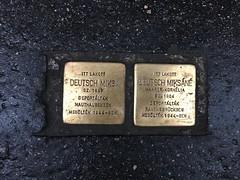 Stolpersteine in Budapest