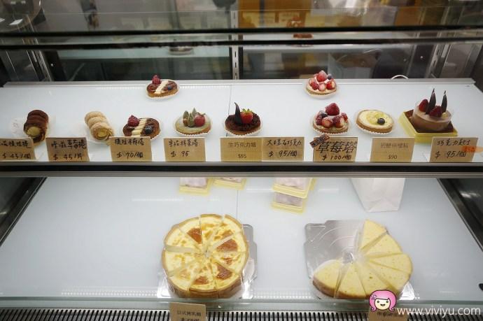 [台中美食]917蛋糕室.豐原平價甜點~冬季限定草莓季.推薦波士頓派系列 @VIVIYU小世界