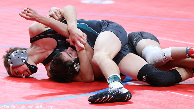 113A 3rd Place Match - Brett Willaby (Windom-Mountain Lake) 41-4 won by major decision over Carter Jonsagaard (Lewiston-Altura-Rushford-Peterson) 34-13 (MD 13-4) - 180303bmk0021