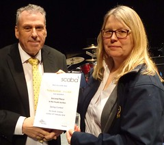 4th Section - 2nd Prize - Pangbourne Silver