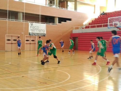 J2-Cdte Masc CB Elda vs CB Albatera (21-1-18)