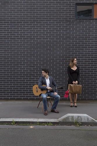 Duo espagnol guitare-voix avec Benjamin Valette