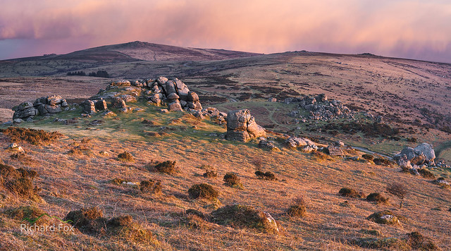 Snow Light and the Seven Tors