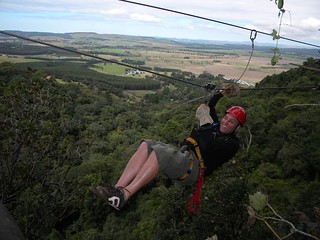 loving the Karkloof Canopy Tour