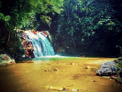 Recreation Serendah Waterfall Kampung Orang Asli Serendah, 48200 Serendah, Selangor 017-609 1504 https://goo.gl/maps/x1HknagEJnu  #waterfall #tree #nature #travel #holiday #trip #Asian #Malaysia #Selangor #serendah #travelMalaysia #holidayMalaysia #瀑布 #树木