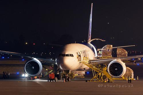LAN Cargo 777F MDE