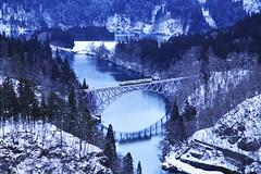 Tadami River No.1 Bridge._SDI2387