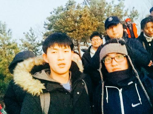 Climbing Geom-moo mountain for sunrise_MDY_180101_23