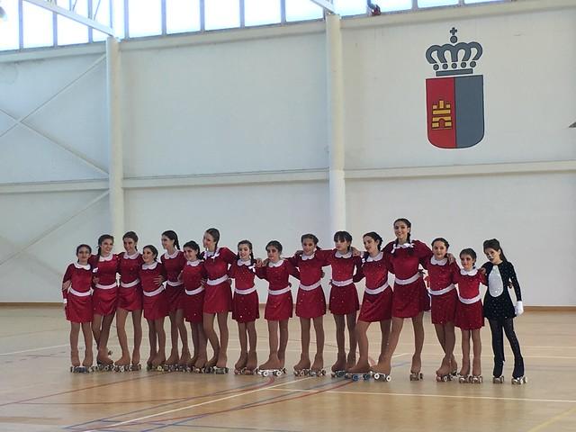 Campeonato Castilla-La Mancha Grupos Show 2018