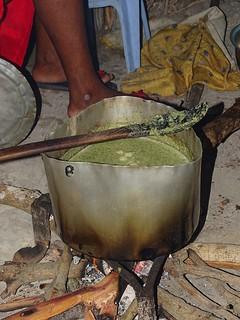 yummy traditional grub, Vilanculos, Mozambique