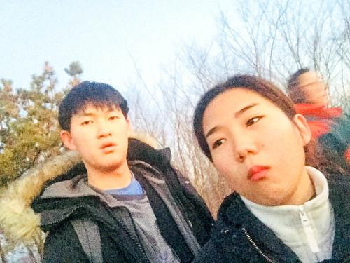 Climbing Geom-moo mountain for sunrise_MDY_180101_16