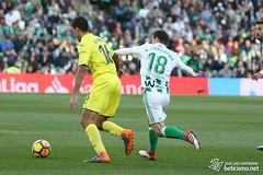 Galería: Real Betis - Villarreal CF