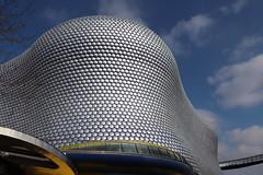 Selfridges Building Birmingham England