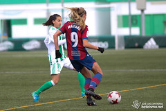 Galería: Real Betis Féminas - Levante UD Femenino
