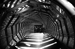 Toronto Eaton Centre tunnel