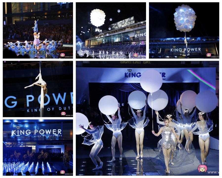 [泰國旅遊]KingPower Rangnam曼谷市中心免稅購物商場~名牌精品、香水化粧品、泰國當地土產樣樣俱全 @VIVIYU小世界