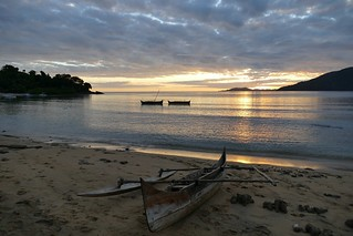 nt Travel Nosy Komba sunset pic A Rorvik