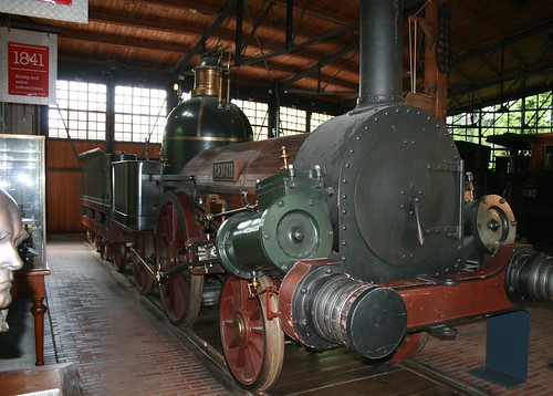 "Deutsches Technikmuseum Railway • <a style=""font-size:0.8em;"" href=""http://www.flickr.com/photos/160223425@N04/25083356408/"" target=""_blank"">View on Flickr</a>"