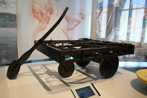 "Leonardo da Vinci Modell • <a style=""font-size:0.8em;"" href=""http://www.flickr.com/photos/160223425@N04/38197219554/"" target=""_blank"">View on Flickr</a>"