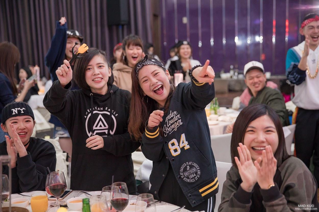 台北活動紀錄,w hotel 尾牙
