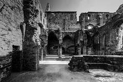 Abbaye de Villers-la-Ville / Exposition Nikos Aliagas