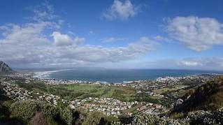 above Hermanus, Western Cape