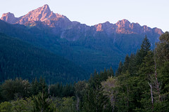 Mountain Loop Roadside Attraction