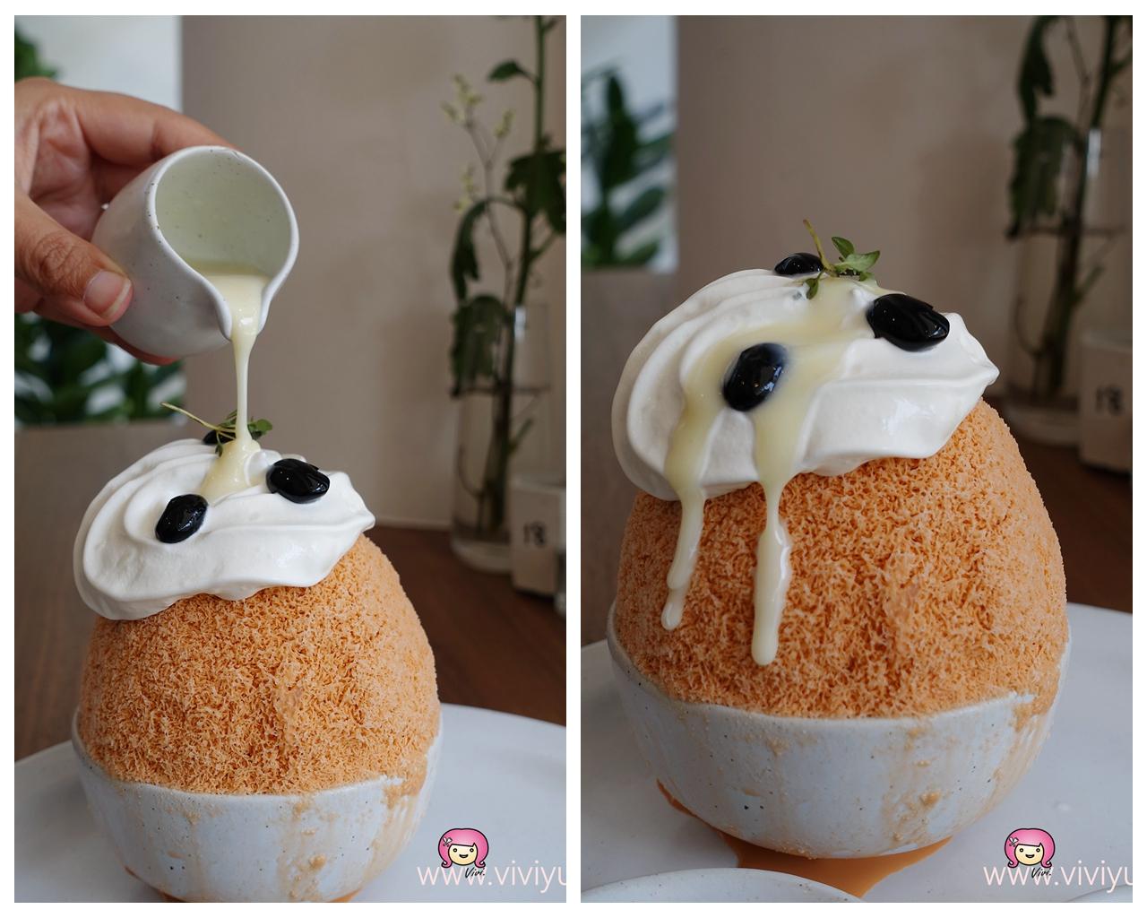 [台北美食]奇維奇娃 – Cheevit Cheeva Taipei~來自泰國清邁的冰品甜點店.香芒糯米冰酥 @VIVIYU小世界